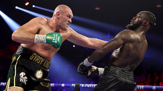 Wilder veut sa revanche contre Fury