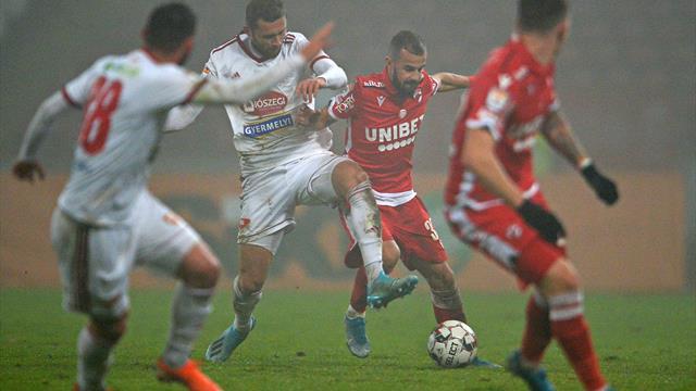 """Dinamo a pierdut acasă cu Clinceni. """"Retrogradarea nu e departe"""" recunosc jucătorii"""