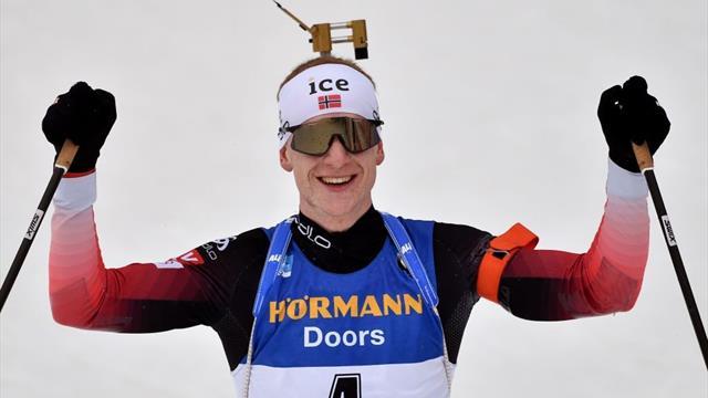 Highlights: Boe finally wins individual gold