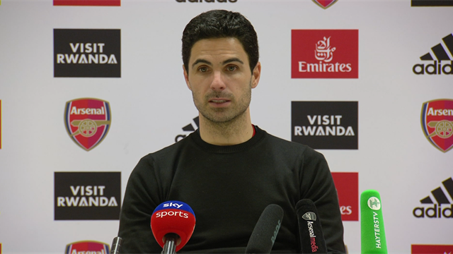 Arteta: 'We can convince Aubameyang to stay'