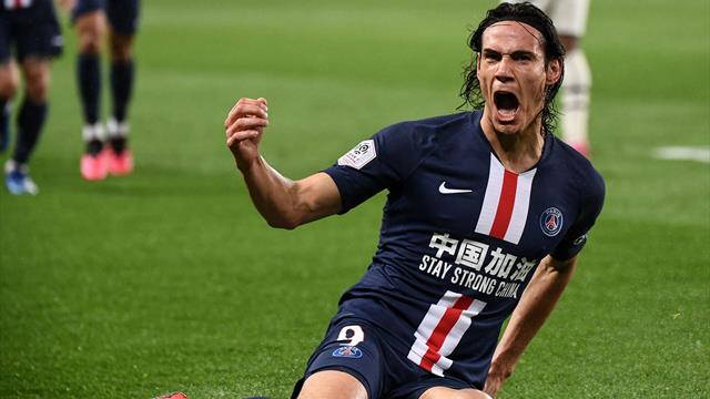Avec son 200e but, Cavani a remis Paris à l'endroit