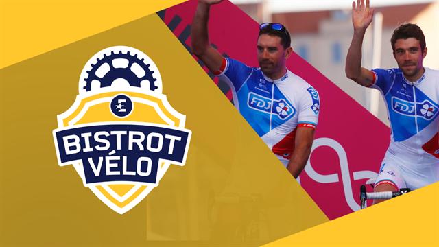 Pinot, Evenepoel, Quintana : On en a parlé dans Bistrot Vélo avec William Bonnet