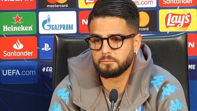 """Insigne : """"Messi est le meilleur mais Maradona est un dieu pour les Napolitains"""""""
