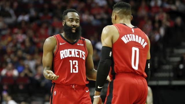 "Avec le ""micro ball"", Houston veut révolutionner la NBA"