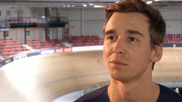 """Coquard : """"Je veux être champion du monde pour poser ma dernière carte en vue des Jeux"""""""