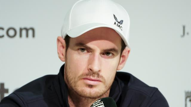 Andy Murray facing further surgery on hip