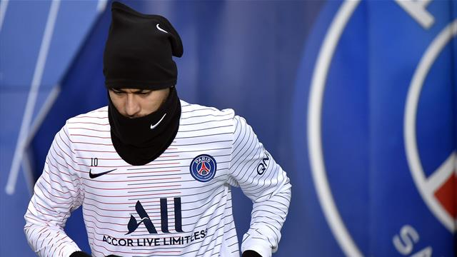 Cinq jours avant le déplacement à Dortmund, Neymar aurait refusé de s'entraîner