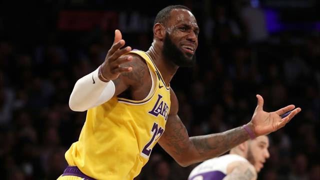 La NBA se prépare à des huis clos, LeBron menace de ne pas jouer