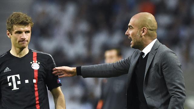 """Guardiola reagiert auf Müller-Kritik: """"Vielleicht hat er Recht"""""""