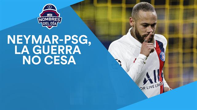Neymar, Bale, Pellegrini, Alonso y Nadal, los nombres del día