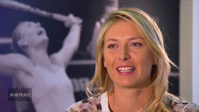 La carrera de Sharapova, dominando el tenis mundial a su antojo