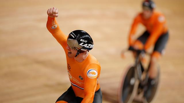 Netherlands smash their own world record and beat Great Britain in final