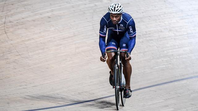 Un record de France et une quatrième place pour les Bleus en vitesse