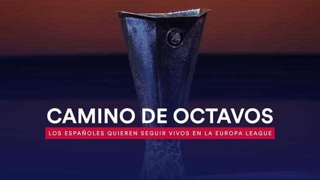 Europa League: Getafe y Sevilla buscan los octavos; El Espanyol el milagro