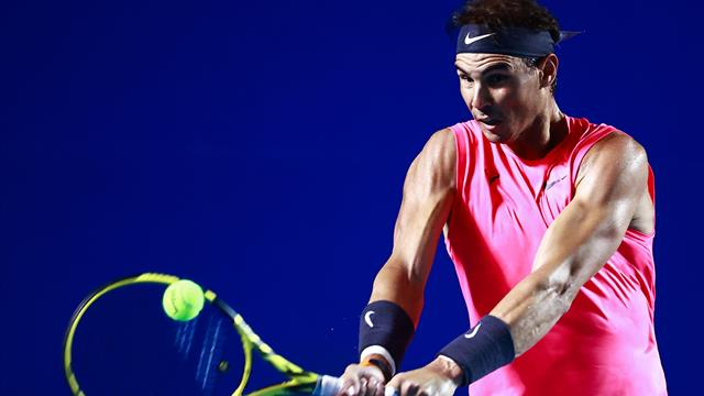 Nadal poursuit son retour sans faute