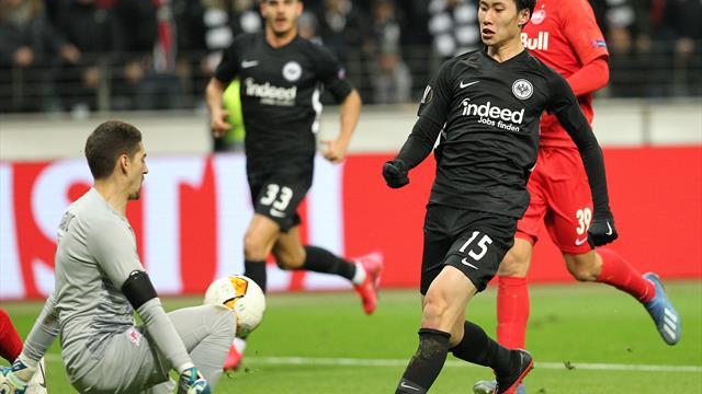 Partida dintre Salzburg și Eintracht Frankfurt, amânată din cauza unui avertisment de uragan