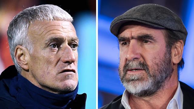 Deschamps et Cantona ont rendez-vous au tribunal vendredi