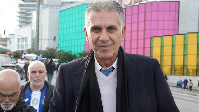 """Queiroz habla sobre la extraña situación de James: """"Es rara, le queremos ayudar"""""""