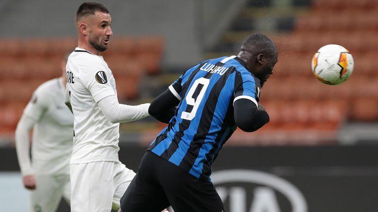 """Résultat de recherche d'images pour """"Inter Milan 2:1 Ludogorets"""""""