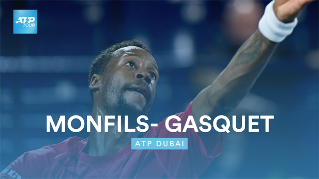 Monfils - Gasquet: Le résumé