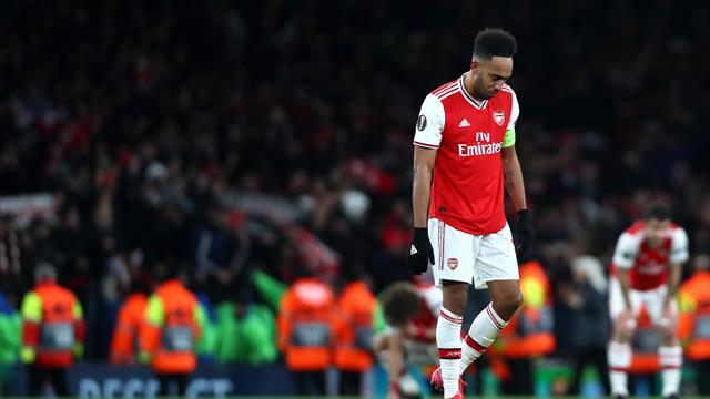 Arsenal, eliminată din Europa League. Cel mai scump transfer, Pepe a pierdut mingea de 32 de ori!