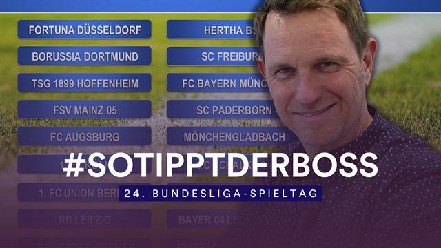 #SotipptderBoss: Leipzig bleibt den Bayern auf den Fersen