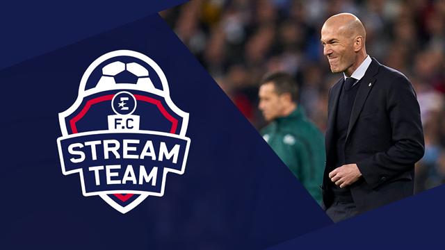 Un an après son retour, Zidane est-il déjà en danger ? On en a parlé dans le FC Stream Team