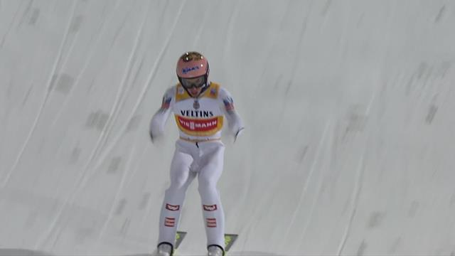 Kraft refuerza el liderato tras ganar en Lahti