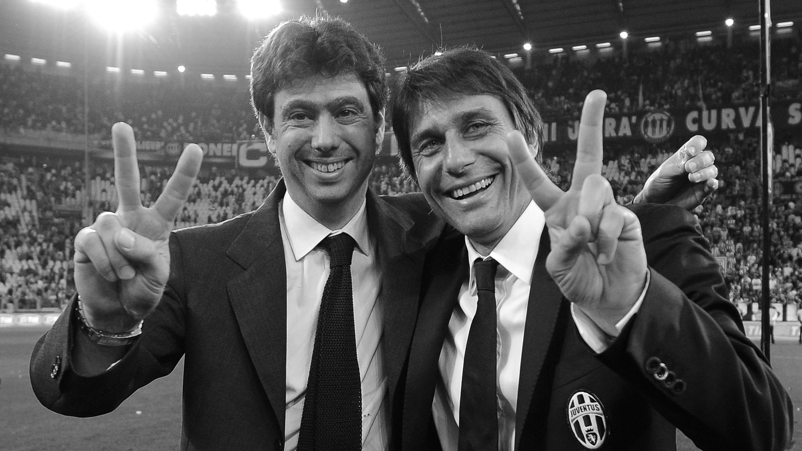 Juventus-Inter, Antonio Conte: l'ex tra amore, odio e un ...