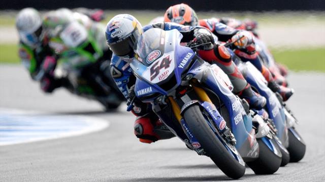Superbikes, Australia: Razgatlioglu se lleva la primera del año en un final milimétrico