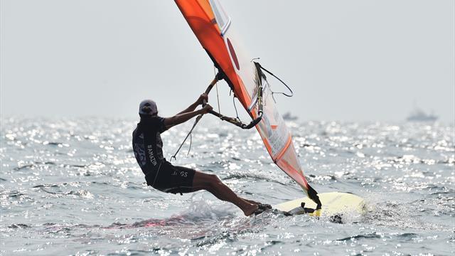 Picon vice-championne du monde de planche à voile