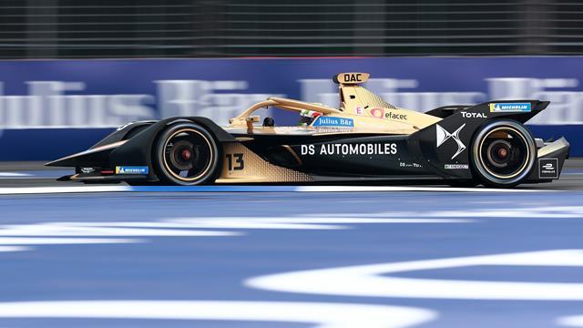 Da Costa vainqueur, Vergne sur le podium