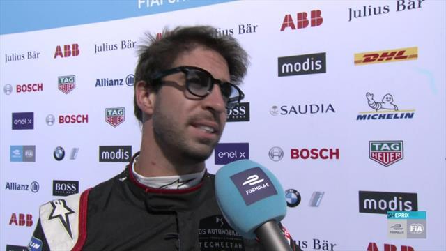 Da Costa: I had to use a brave card to win Marrakesh E-Prix
