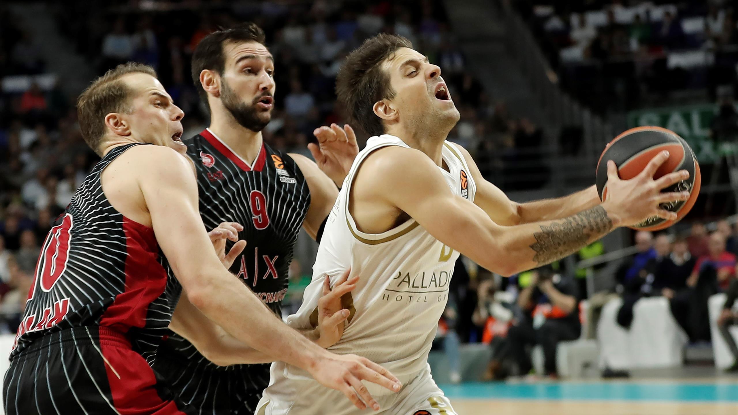 Guida Tv Della Settimana Tutto Il Basket In Diretta Su Eurosport 2 Ed Eurosport Player Eurosport