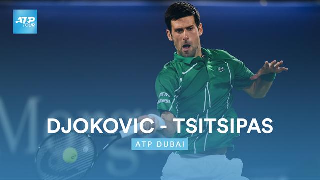 Djokovic a fait le dos rond, avant de prendre les rênes en patron