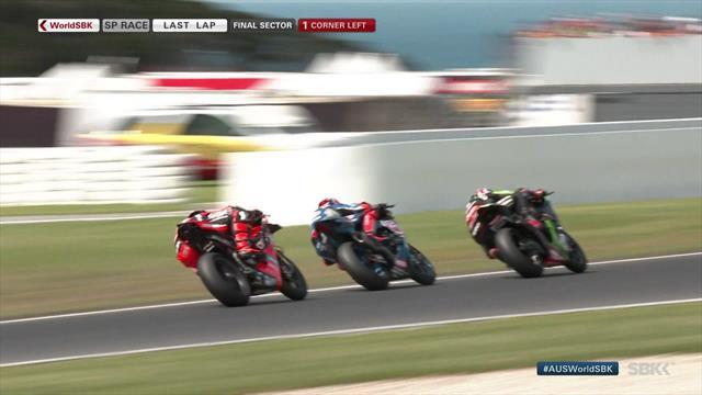 Superbikes, Australia: Rea se saca la espina en la carrera Superpole