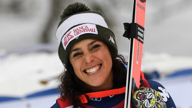 Are meet cancelled, Brignone takes overall Crystal Globe