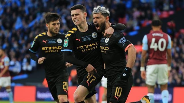 Manchester City, le triplé en tremblant