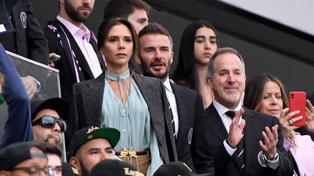 L'Inter Miami de Beckham débute la saison par une défaite