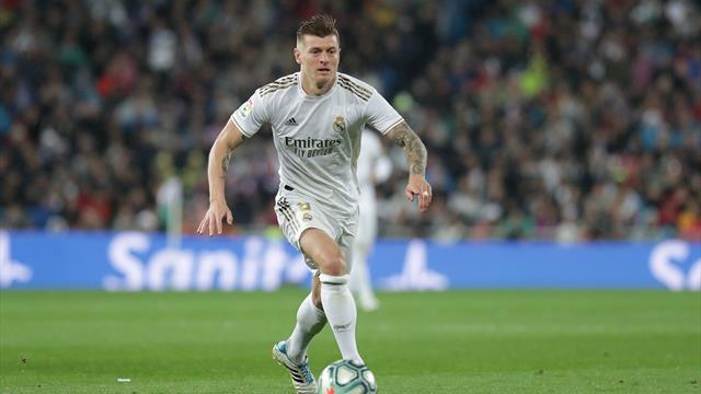 Real Madrid, Kroos: