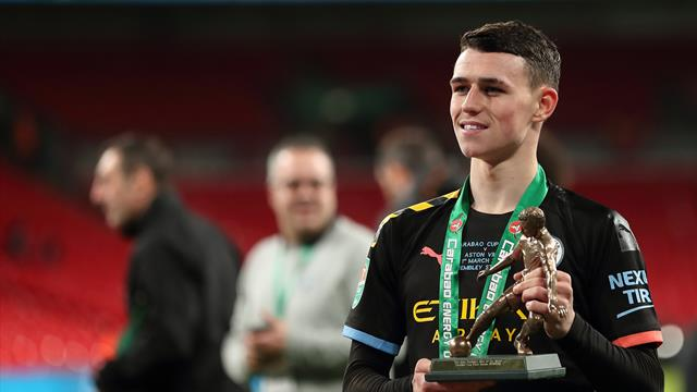 Foden set for senior England call-up - Paper Round
