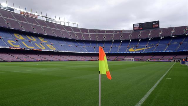 Coronavirus, ipotesi porte chiuse per Barça-Napoli