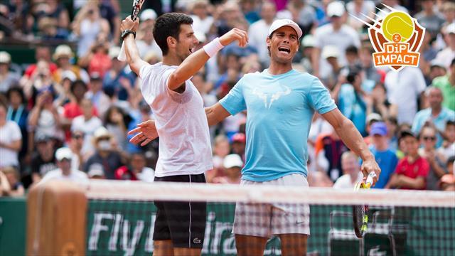 "La limite de Novak Djokovic en 2020 ? ""La terre battue face à Rafel Nadal et Dominic Thiem"""