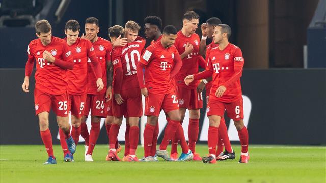 Le Bayern toujours en course sur tous les tableaux