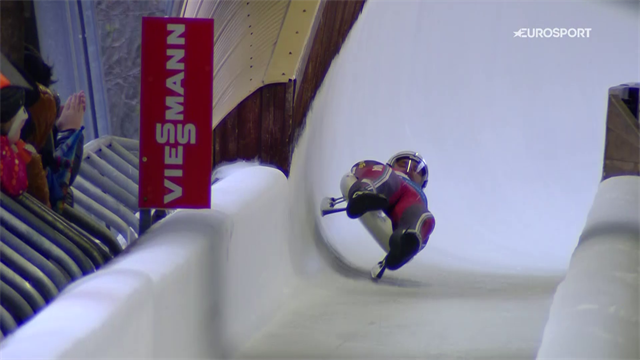 Looking back on a brilliant Luge season