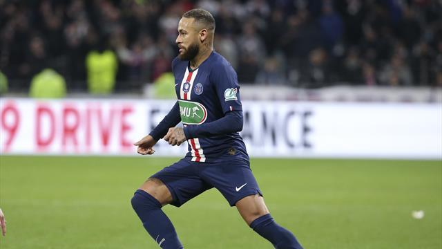 Double peine pour Lyon et Neymar en profite : le PSG est repassé devant