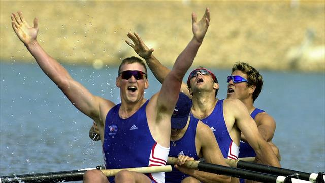 Olympic Throwback: Steve Redgrave wins historic fifth gold in Sydney