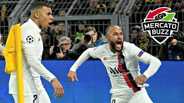 Sacrifier Neymar ? Laisser filer Mbappé ? Le PSG va devoir trancher