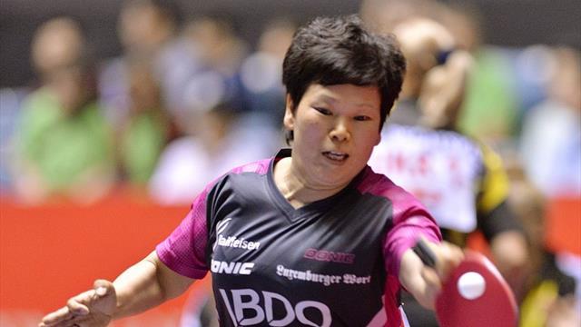Oldest table tennis Olympian gears up for Tokyo despite coronavirus crisis