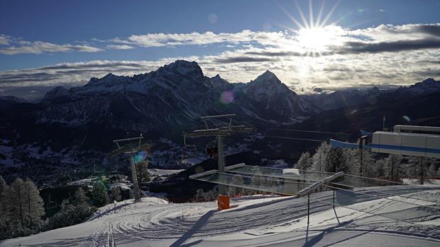 Winter sports suspended in Italy amid coronavirus outbreak